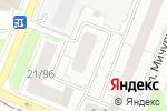Схема проезда до компании Грас в Нижнем Новгороде