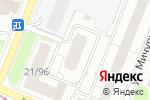 Схема проезда до компании Новое время в Нижнем Новгороде