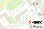 Схема проезда до компании Avtozap52 в Нижнем Новгороде