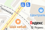 Схема проезда до компании Киоск по ремонту обуви в Нижнем Новгороде