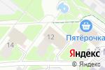 Схема проезда до компании Для любимых деток в Нижнем Новгороде