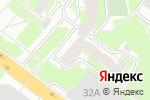 Схема проезда до компании Ирэн в Нижнем Новгороде