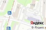 Схема проезда до компании Молитовка в Нижнем Новгороде