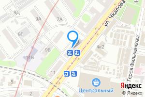 Снять однокомнатную квартиру в Нижнем Новгороде м. Московская, улица Чкалова, 9