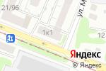 Схема проезда до компании Территория Света в Нижнем Новгороде