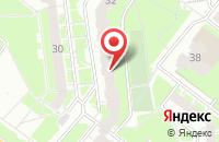 Схема проезда до компании Бизнес Реклама в Нижнем Новгороде