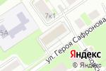 Схема проезда до компании Печатьфото52 в Нижнем Новгороде