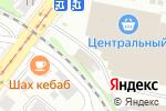 Схема проезда до компании Магазин бытовой химии и красок в Нижнем Новгороде