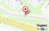 Схема проезда до компании ТэксОпторг в Нижнем Новгороде