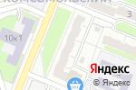 Схема проезда до компании DesireX.ru в Нижнем Новгороде