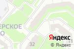 Схема проезда до компании Бизнес Фиш Систем в Нижнем Новгороде