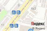 Схема проезда до компании Все для рыбалки в Нижнем Новгороде