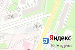 Схема проезда до компании Наташа в Нижнем Новгороде