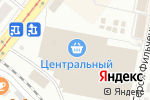Схема проезда до компании Метиз в Нижнем Новгороде