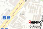 Схема проезда до компании Билайн в Нижнем Новгороде