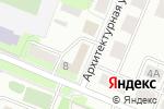 Схема проезда до компании Оптово-розничный магазин обуви в Нижнем Новгороде
