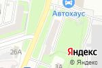 Схема проезда до компании Сервисный центр грузоподъемной техники в Нижнем Новгороде