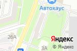 Схема проезда до компании Технологии автоматизации в Нижнем Новгороде