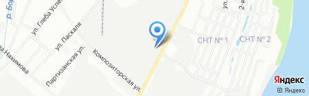 Кнорр-Бремзе Системы для Коммерческого Траспорта на карте Нижнего Новгорода