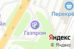 Схема проезда до компании АЗС в Нижнем Новгороде