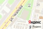Схема проезда до компании Деньги в помощь в Нижнем Новгороде