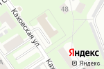 Схема проезда до компании Умелец в Нижнем Новгороде