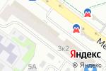 Схема проезда до компании Печник в Нижнем Новгороде