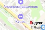 Схема проезда до компании Память в Нижнем Новгороде