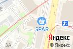 Схема проезда до компании Богородская кожгалантерея в Нижнем Новгороде