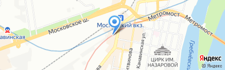 ТаЛаСа Телеком на карте Нижнего Новгорода