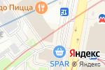 Схема проезда до компании Нужное и приятное в Нижнем Новгороде