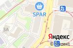 Схема проезда до компании Оригинальные запчасти в Нижнем Новгороде