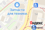 Схема проезда до компании ЗаймГарант в Нижнем Новгороде