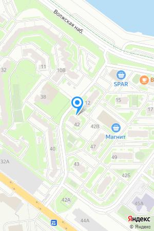 ЖК Седьмое Небо, Карла Маркса ул., 42 на Яндекс.Картах