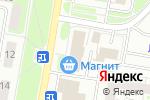 Схема проезда до компании СП Бетон-Гидро С в Нижнем Новгороде