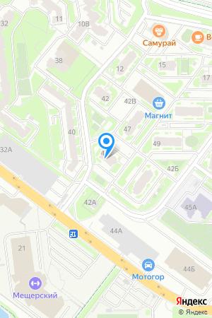 ЖК Седьмое Небо, Карла Маркса ул., 43 на Яндекс.Картах