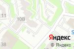 Схема проезда до компании Визажист НН в Нижнем Новгороде