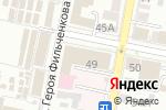 Схема проезда до компании Восточный стиль в Нижнем Новгороде
