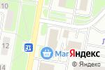 Схема проезда до компании Х СтройУниверсал в Нижнем Новгороде