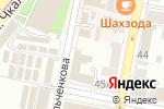 Схема проезда до компании Добролюбов в Нижнем Новгороде