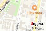 Схема проезда до компании Магазин сумок на ул. Фильченкова в Нижнем Новгороде