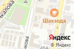 Схема проезда до компании Кокетка в Нижнем Новгороде