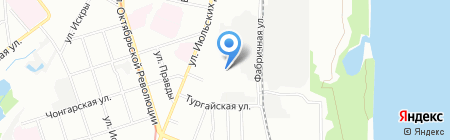 Центр Потолков на карте Нижнего Новгорода