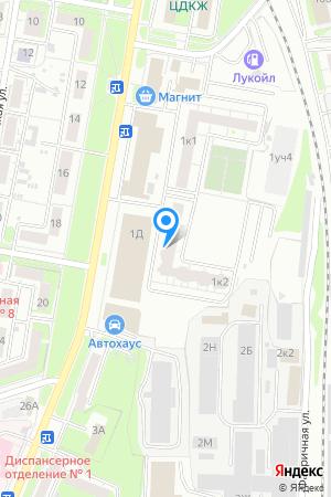 Корпус 2, ЖК Жюль Верн на Яндекс.Картах