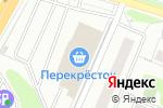 Схема проезда до компании Детский час в Нижнем Новгороде