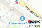Схема проезда до компании Цветы и букеты от Маруси в Нижнем Новгороде