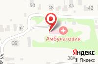 Схема проезда до компании Больница в Ближнем Борисово