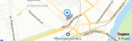 ФинПрофи на карте Нижнего Новгорода