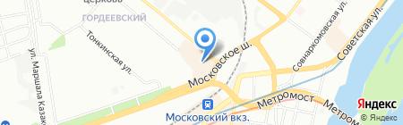 KalyaNiNo на карте Нижнего Новгорода