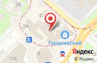 Схема проезда до компании Мебель-закажи.рф в Нижнем Новгороде